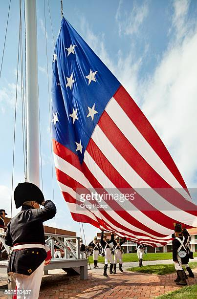"""fort mchenry national monument and historic shrine - """"greg pease"""" stock pictures, royalty-free photos & images"""
