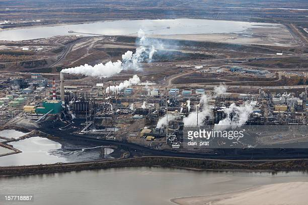 Fort McMurray Refinery