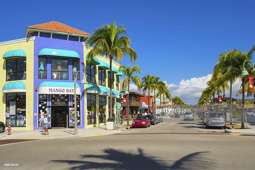Fort Myers Beach Florida Shops