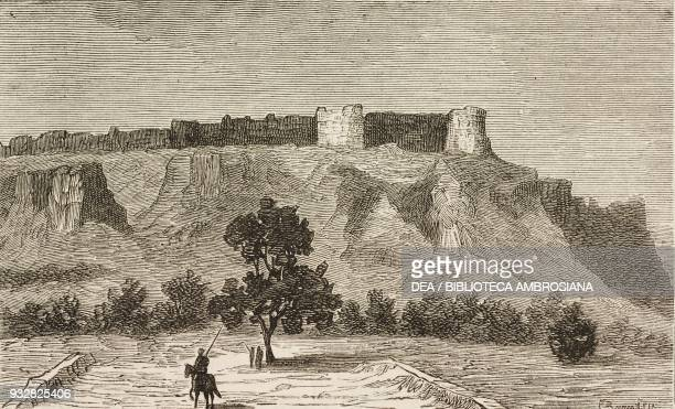 Fort of Kullan Goti near Thatta Pakistan Second AngloAfghan War illustration from the magazine The Graphic volume XVIII no 472 December 14 1878