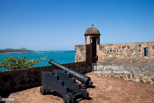 Fort of San Felipe, Puerto Plata, Dominican Republic, West Indies, Caribbean, Central America