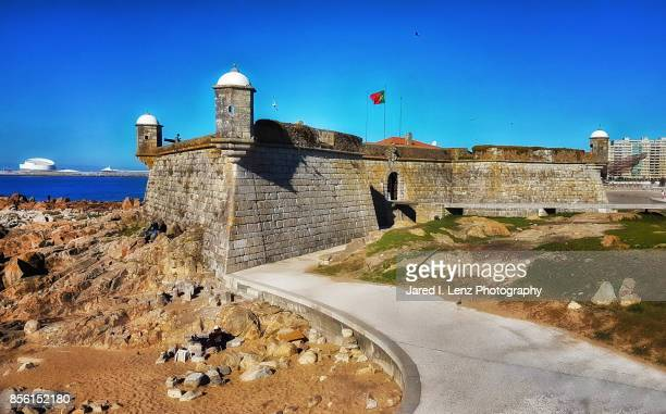 fort of são francisco do queijo (portugal) - queijo stock pictures, royalty-free photos & images