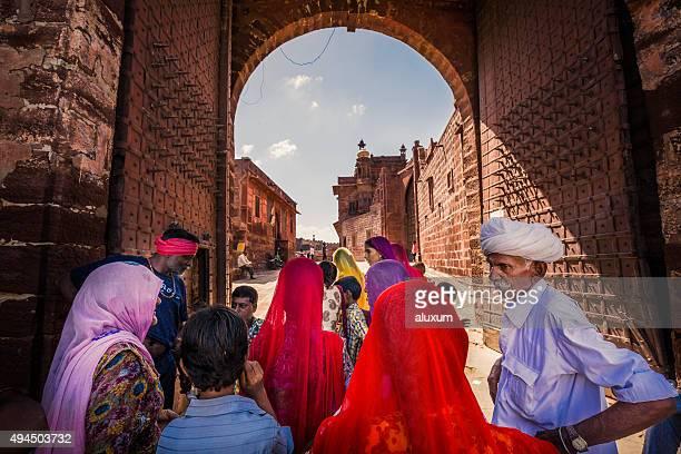 Fort Pokaran Rajasthan India