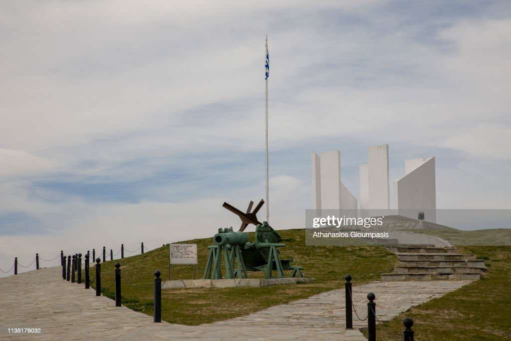 Place to visit: Fort Roupel : News Photo