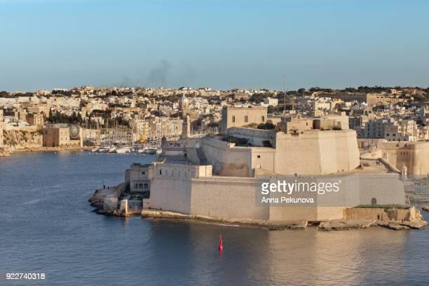 Fort Saint Angelo, Valletta, Malta