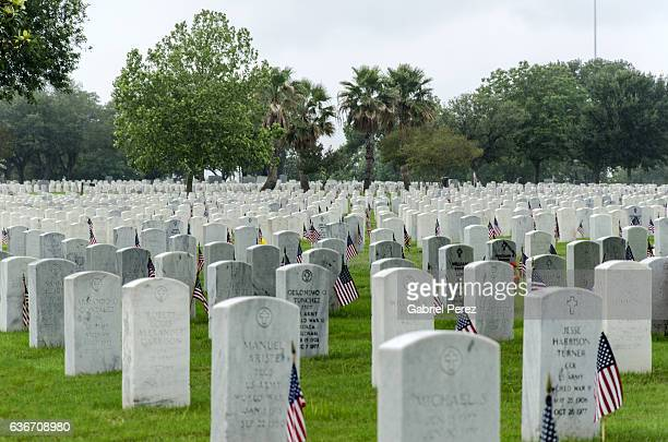 Fort Sam Houston National Cemetery: A Final Resting Place for American Military Veterans