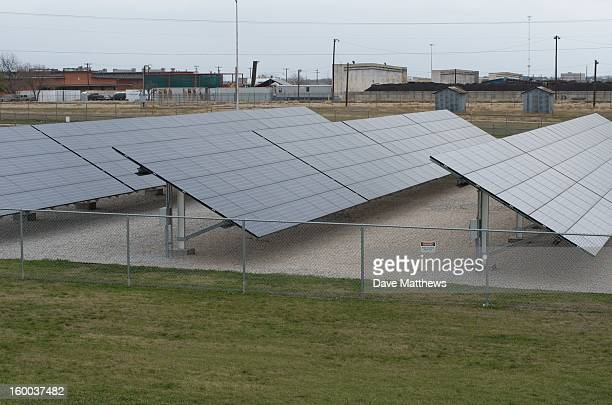 CONTENT] Fort Worth is home to Texas' largest nonutilityowned solar array The solar array consists of over 2352 panels that produce approximately...