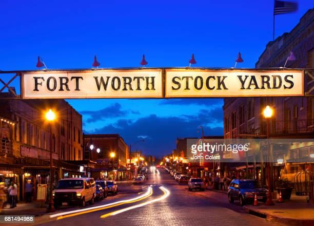 fort worth, texas - フォートワース ストックフォトと画像