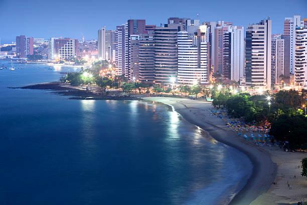 Fortaleza Cityscape, Brazil