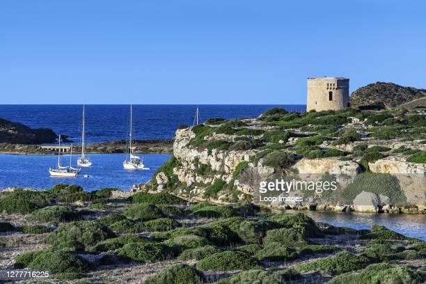 Fortaleza de la Mola in Minorca.