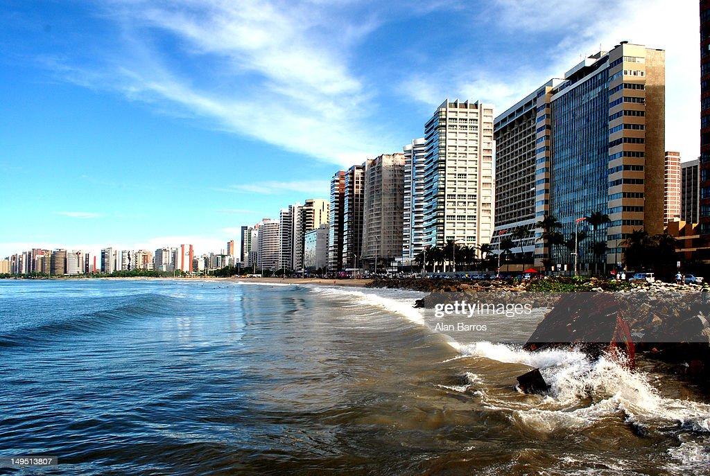Fortaleza : Stock Photo