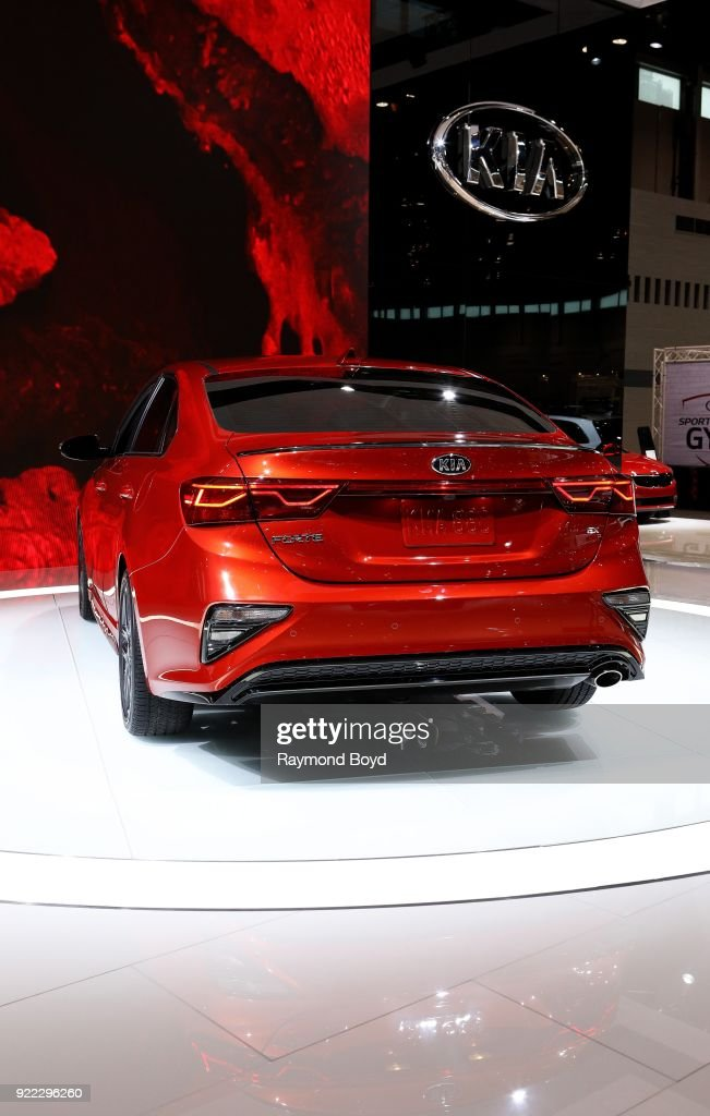 2018 Chicago Auto Show Media Preview - Day 2 : News Photo