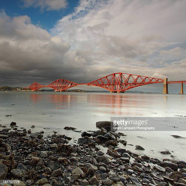 forth railway bridge - lampard stock pictures, royalty-free photos & images