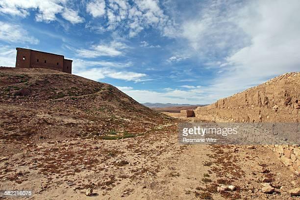 Fortified Granary, Ait Benhaddou