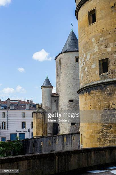 Fortified towers of Porte Allemands