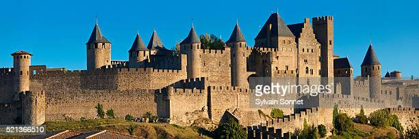Fortified town of Carcassonne