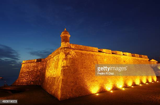 CONTENT] Fortress built by the Spanish military in Puerto Rico