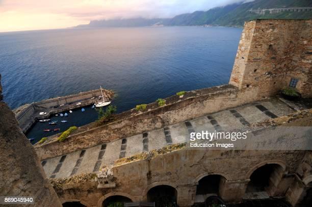 Fortress Chianolea Di Scilla Calabria Italy