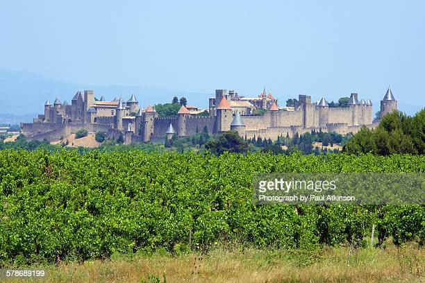 Fortress City of Carcassonne