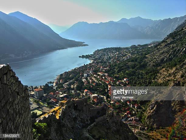 Fortress, Kotor, Montenegro.