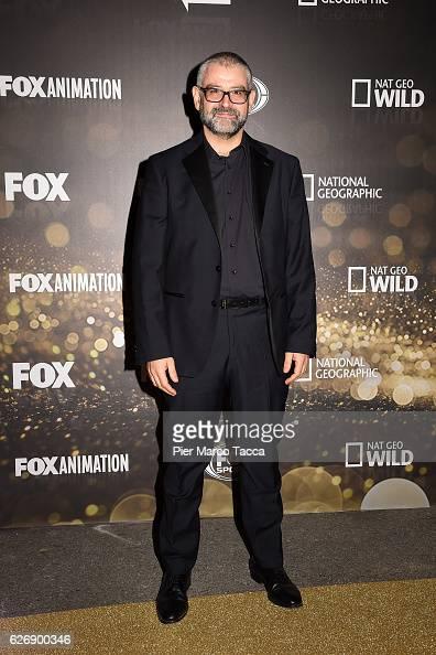 Fortunato Cerlino attends Fox Tv schedule presentation on