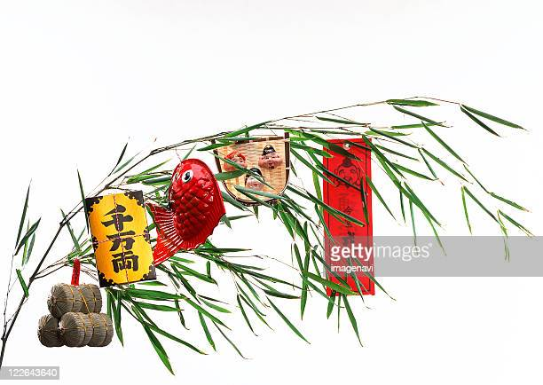 Fortune Bamboo Grass Decoration