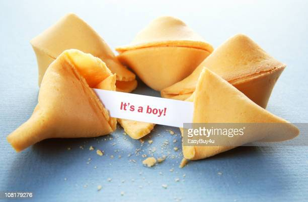 "Fortune Cookies «It's a Boy ""annonce"