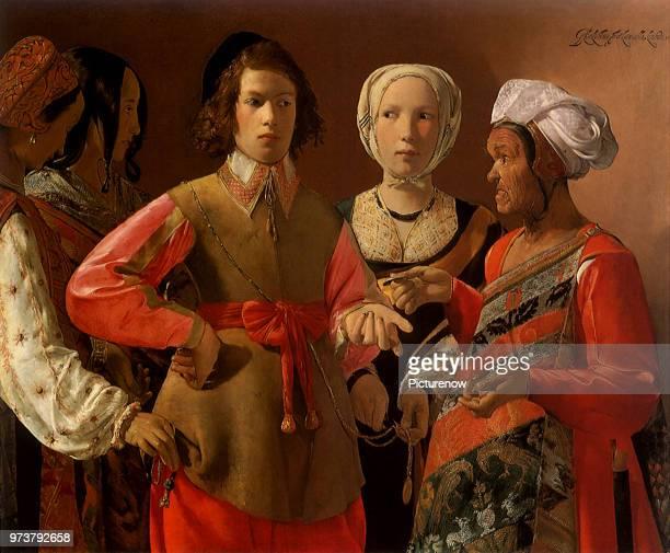 Fortune Teller La Tour Georges de 1632