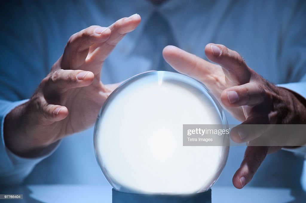 Fortune teller : Stock Photo
