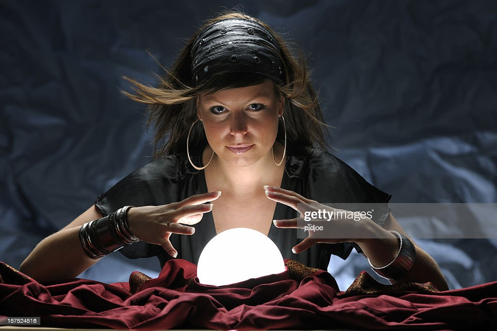 fortune teller stock photos and pictures getty images