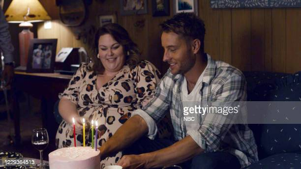 "Forty Part 1/Forty Part 2"" Episode 501/502 -- Pictured in this screengrab: Chrissy Metz as Kate, Justin Hartley as Kevin --"