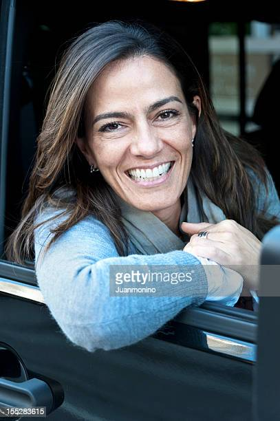 forty something hispanic  woman - beautiful puerto rican women stock photos and pictures