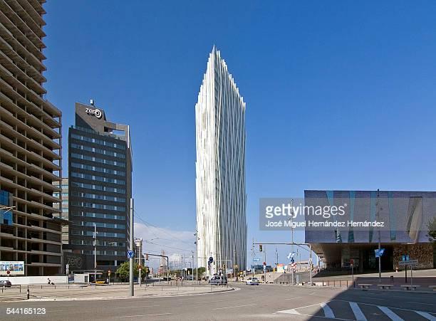 Forum Building Barcelona, by Herzog & de Meuron