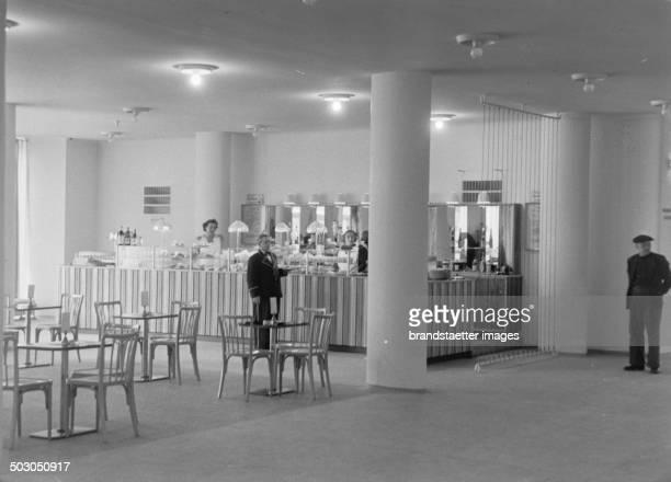 Forum Cinema About 1970 Vienna Photograph