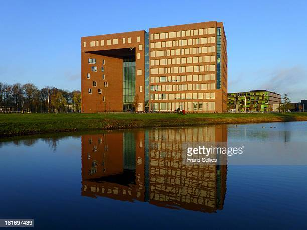 Forum is the unique eye-catcher of Wageningen Campus. Here, educational facilities, restaurant facilities and the Wageningen UR library are brought...