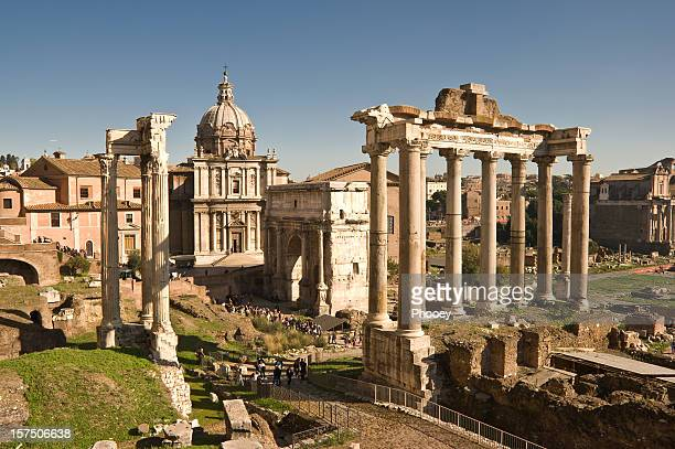 forum - roman forum stock pictures, royalty-free photos & images