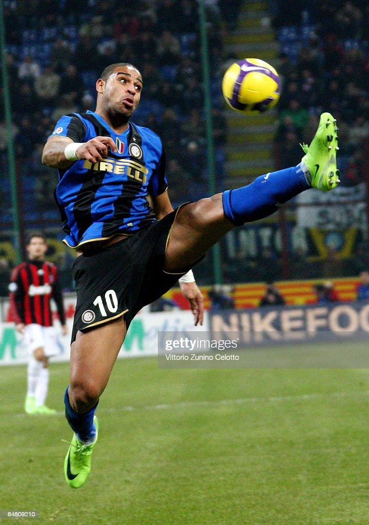 FC Inter Milan v AC Milan - Serie A : News Photo