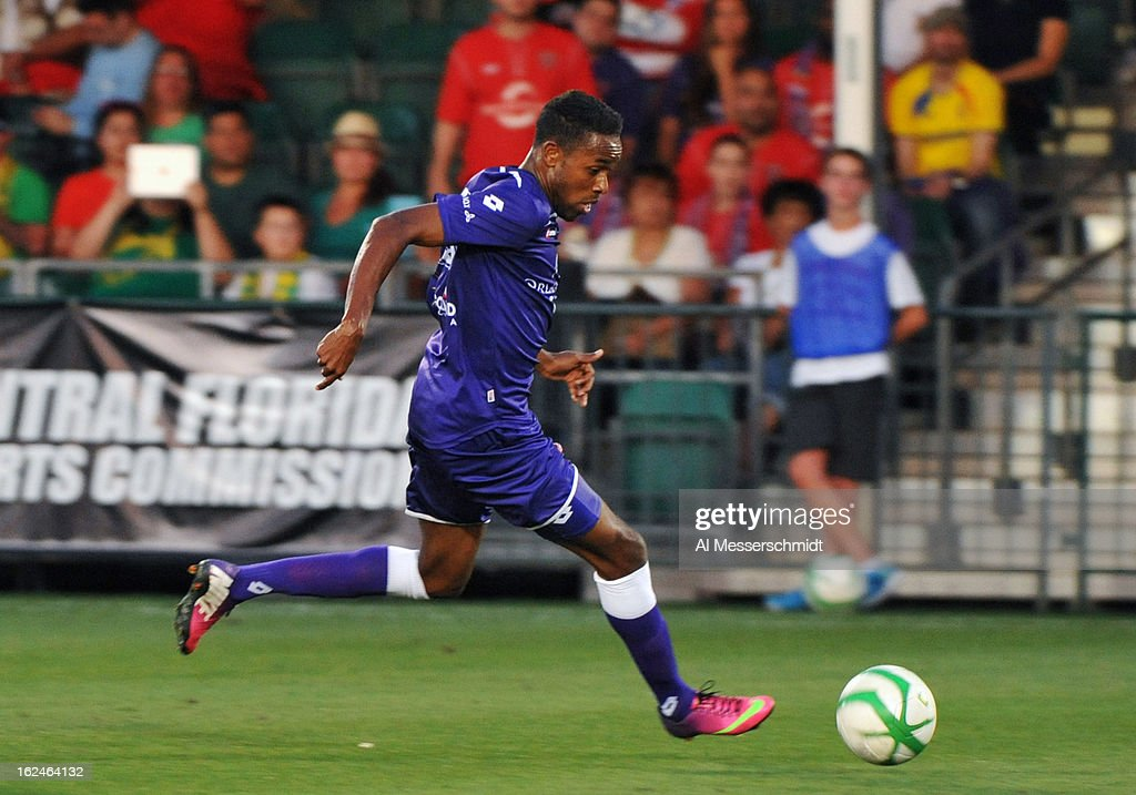 Orlando City Soccer Club v Tampa Bay Rowdies - Disney Pro Soccer Classic : News Photo