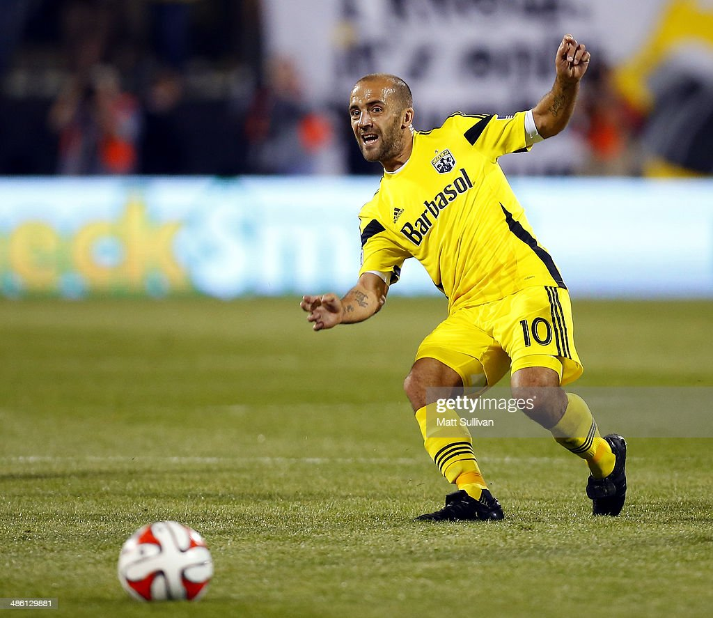 DC United v Columbus Crew : News Photo