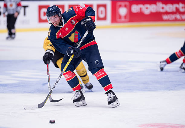 SWE: Djurgarden Stockholm v KalPa Kuopio - Champions Hockey League