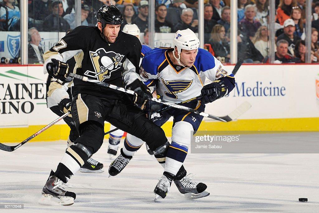 St. Louis Blues v Pittsburgh Penguins