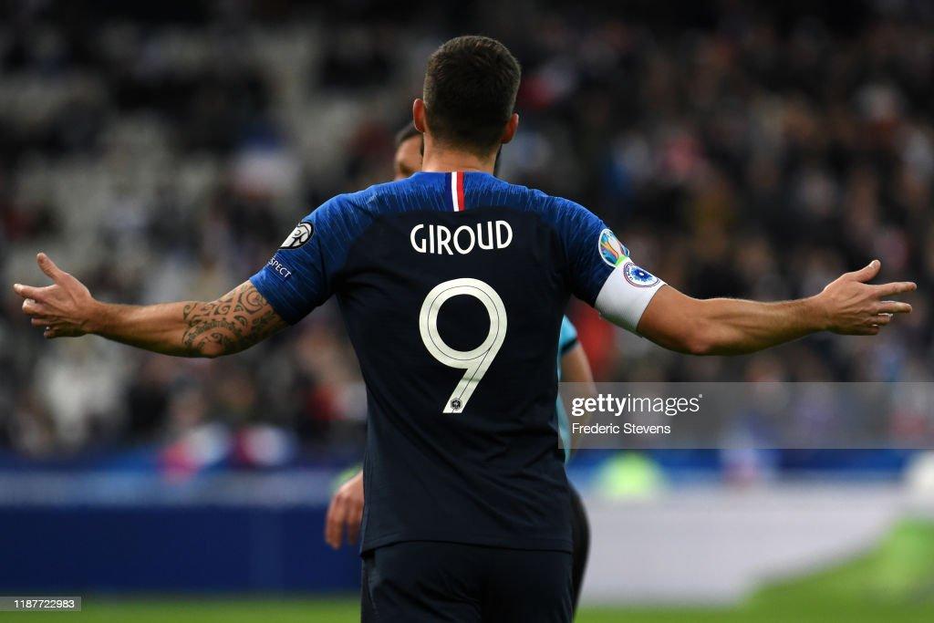 France v Moldova - UEFA Euro 2020 Qualifier : News Photo