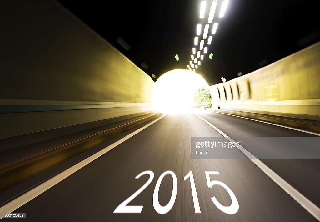 Auf 2015 geschlossen : Stock-Foto
