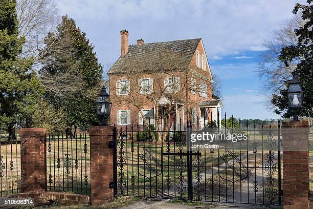 Foscue Plantation House historic plantation house