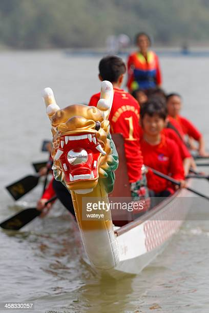 2013 foshan international dragon boat races - dragon boat festival stock pictures, royalty-free photos & images