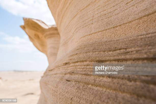 Fossil Dunes, Al Wathba, Abu Dhabi, United Arab Emirates
