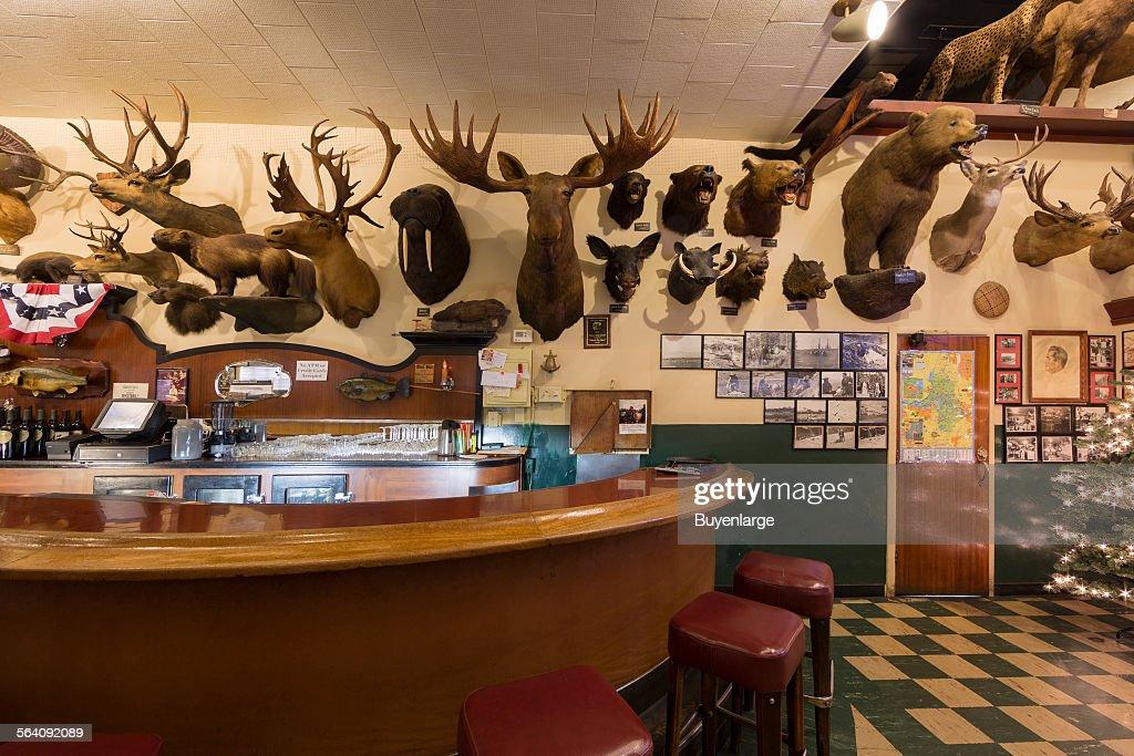 Foster Horn Bar And Restaurant In Rio Vista California News Photo