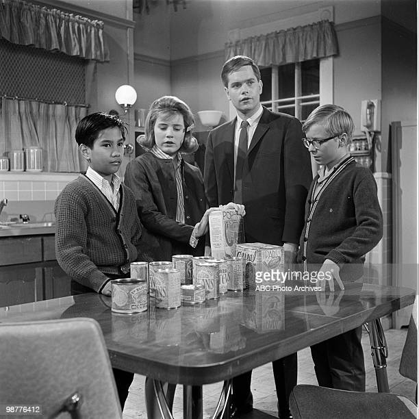 SHOW Foster Mother which aired on April 15 1964 DELFINO DE ARCOPATTY DUKEEDDEI APPLEGATEPAUL O