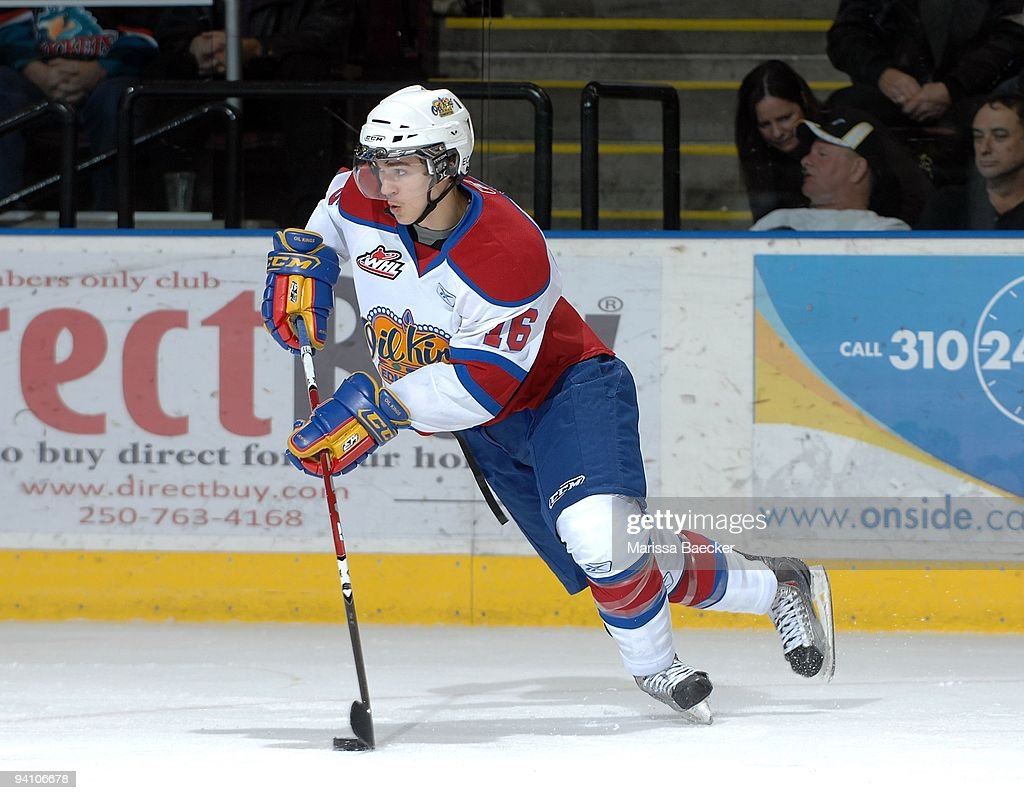 Edmonton Oil Kings v Kelowna  Rockets : News Photo