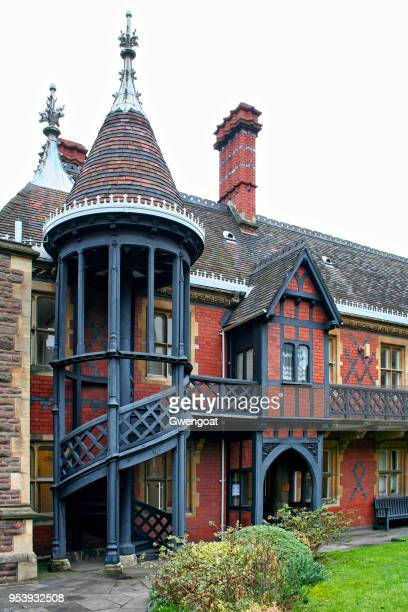 foster's almshouse in bristol - gwengoat stock pictures, royalty-free photos & images